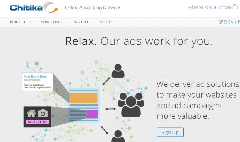 Chitika Online Advertising Network - Adsense alternative