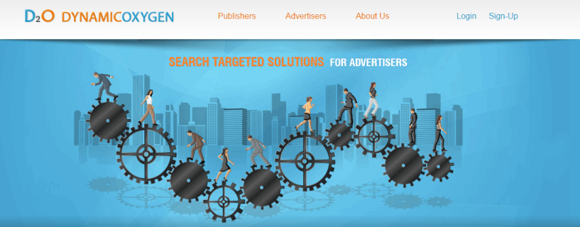 DynamicOxygen Ad network - Best Adsense alternative