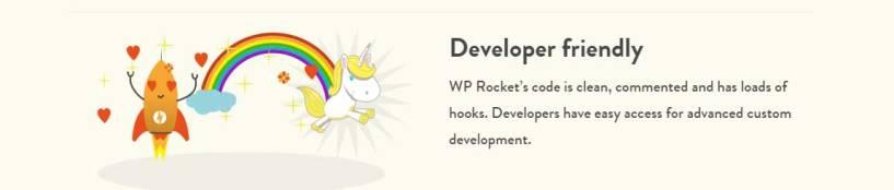 wprocket developer friendly