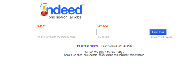Indeed Job search site in India - freelance jobs in india