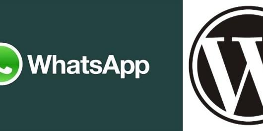 How To Add Whatsapp Sharing Button On WordPress