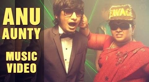 Anu Aunty Engineering Anthem Video