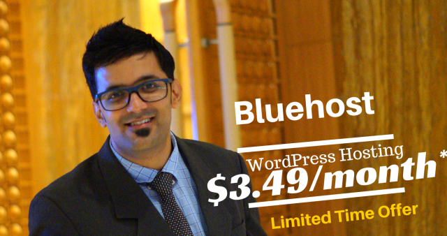 Bluehost Hosting - Build A Website
