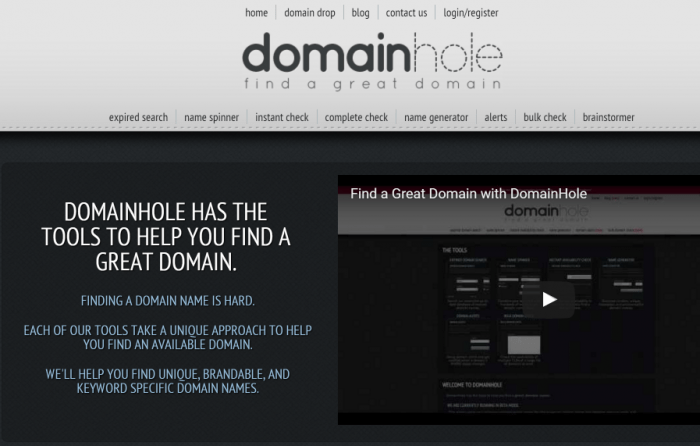 domainhole-find-a-great-domain-with