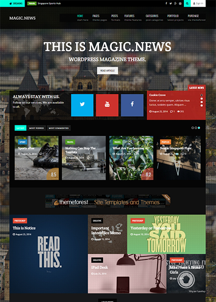 MagicNews