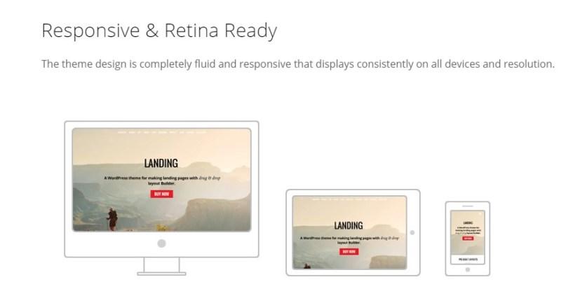 Themify retina themes