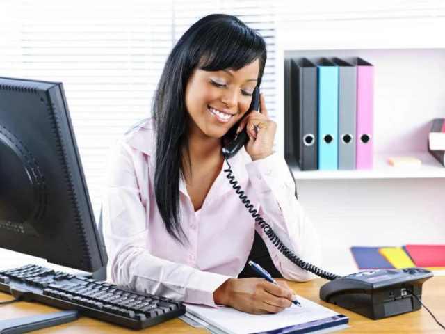 office secretary - best part time job for mom