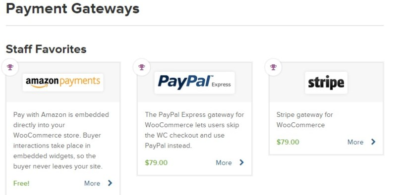 All Payment Gateways