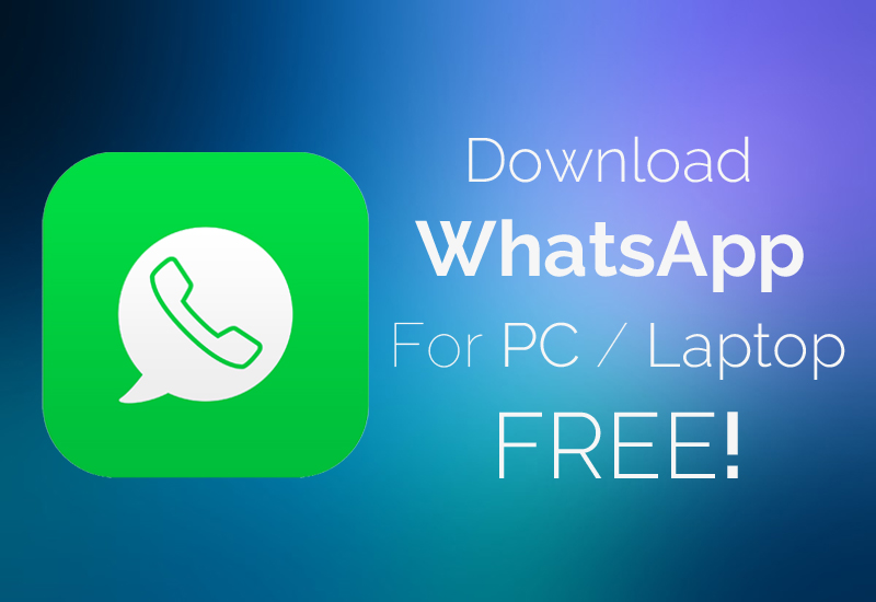 download for windows 7 whatsapp