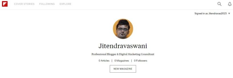 Flipboard for bloggers blogs