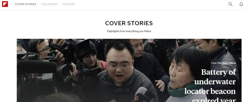 Flipboard for bloggers