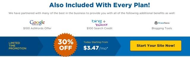Hostgator hosting plans discounts