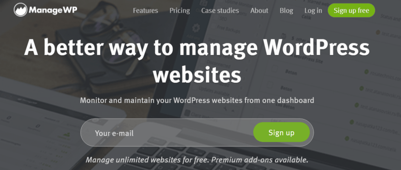 ManageWP Review – Manage WordPress Sites from One Dashboard