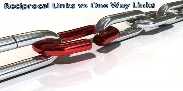 Reciprocal Links vs One Way Links