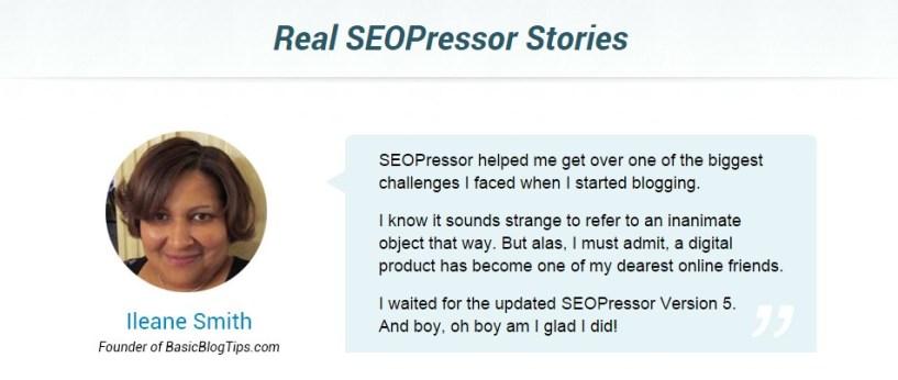SEOPressor Stories