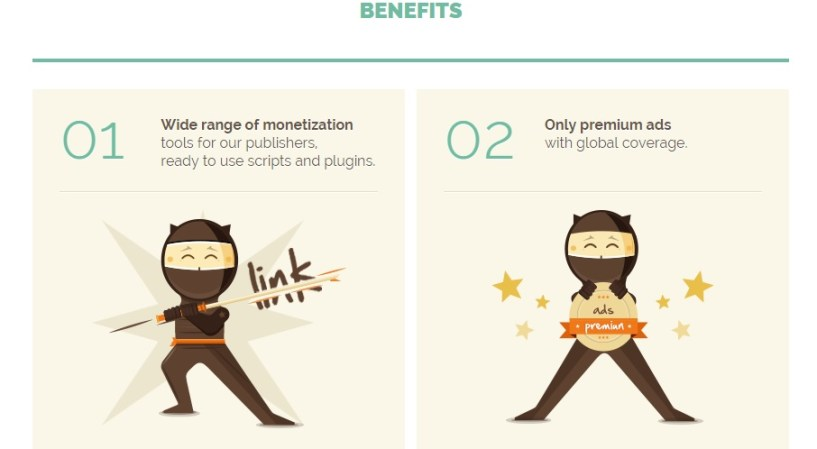 Shorte.st benefits