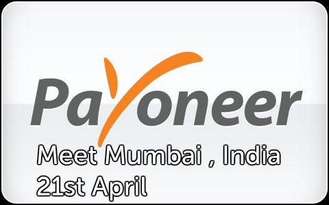 Payoneer-India meet