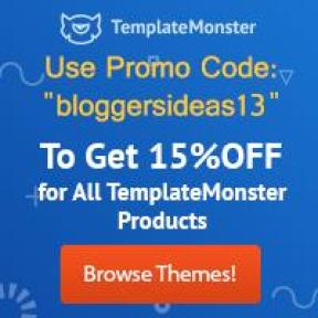 TemplateMonster Themes Templates Discount Coupon