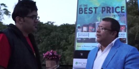Togofogo Owner Soumitra Gupta Video Interview