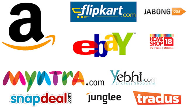 Updated list of top 10 online best shopping sites in for Best online sale sites