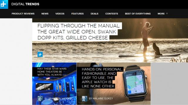digitaltrends - Best Tech Websites