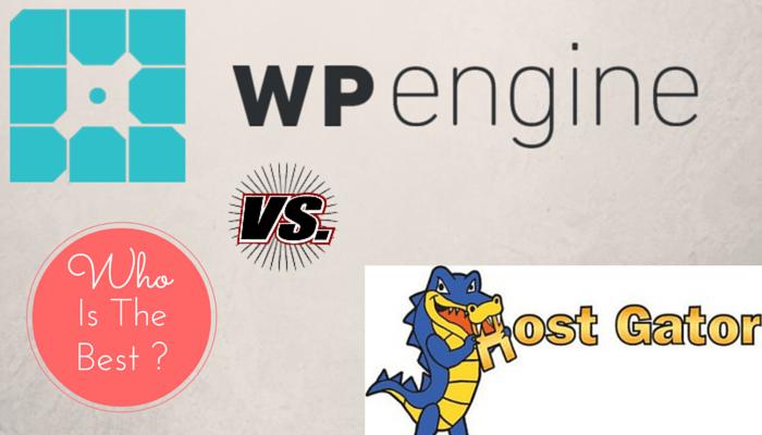 wpengine vs hostgator