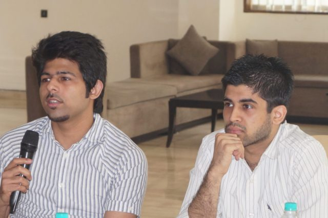 Revenuehits ad network meet up delhi 2015
