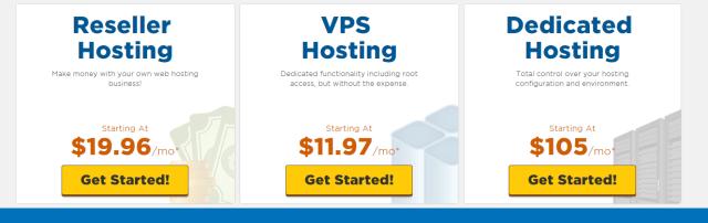 HostGator services