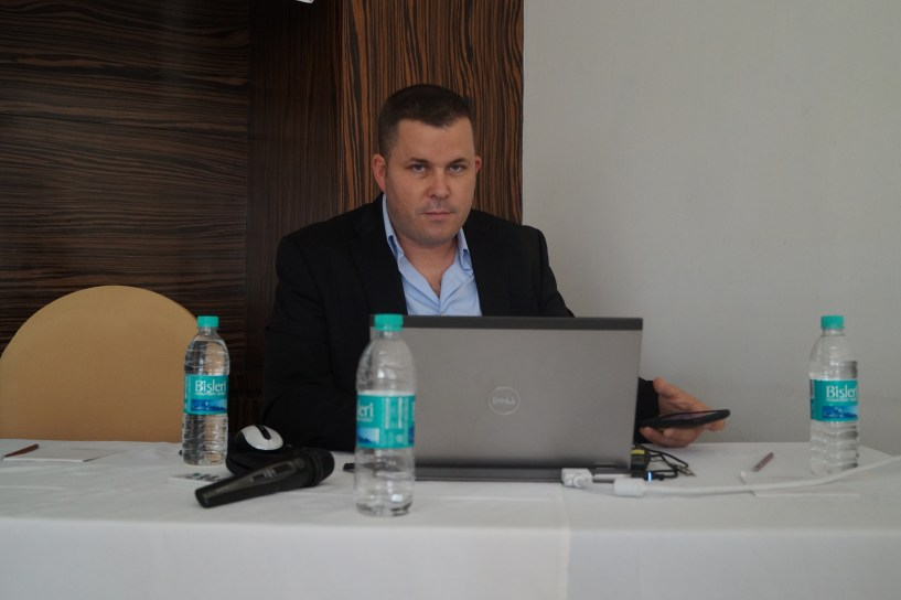 ad network revenuehits meet up delhi 2015