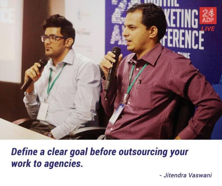 Pune 24adp digital marketing conference 2015