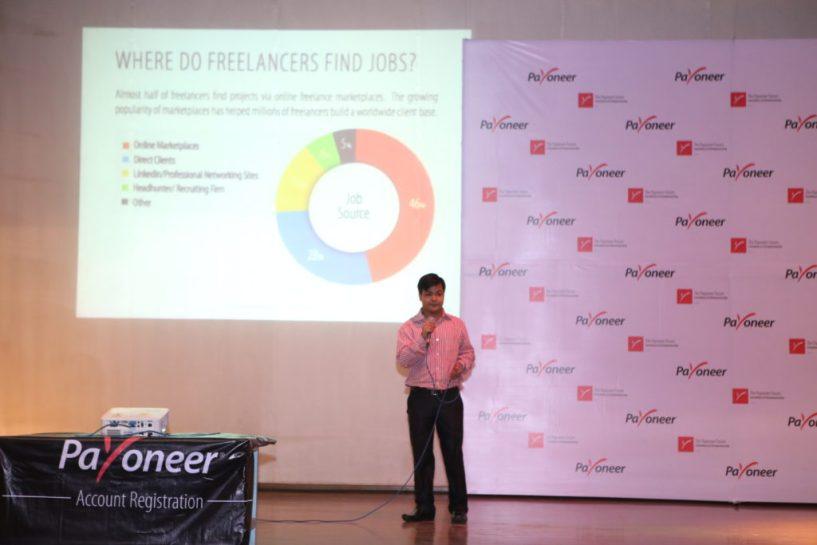Dipesh garg truelancer owner at payoneer forum
