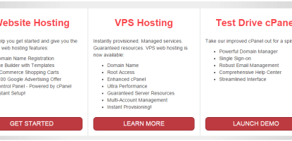 Just Host Professional Web Hosting