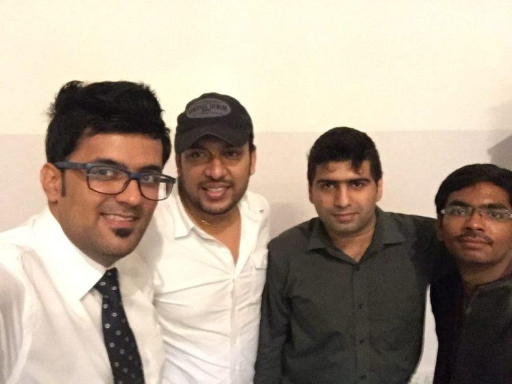 MasterMind Ankur Agwaral, Aishwin Vikhona & Chandu Shekhar