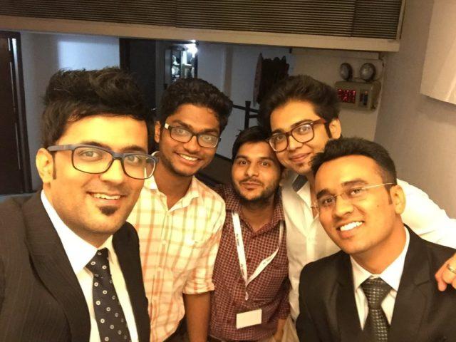 With Rahul Rakesh , Aditya Jha, Ashwani