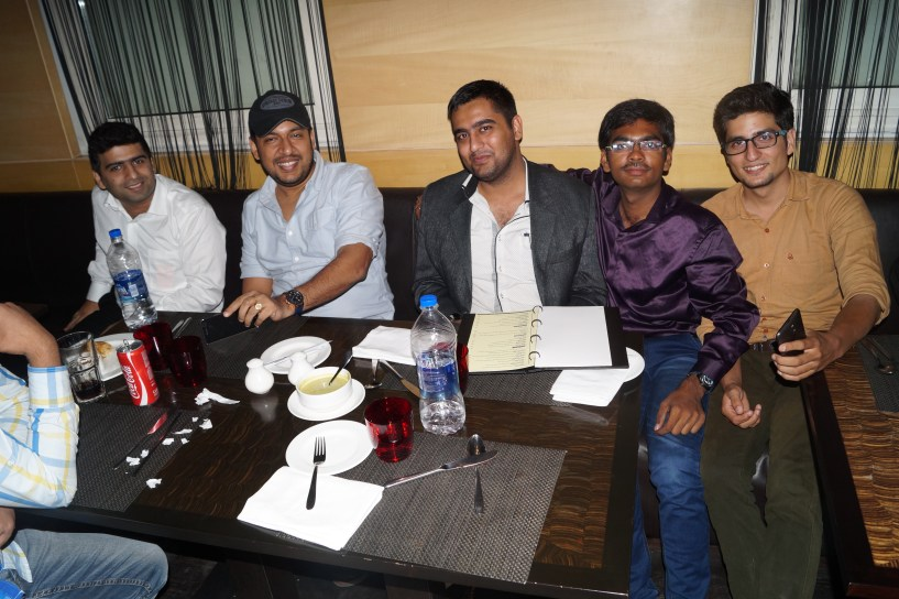payoneer networking dinners india