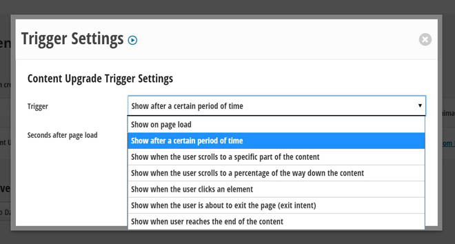 Skyrocket Your Conversions Now: thrive-leads-form-triggers