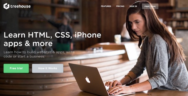 Treehouse Review : Learn Web Designing & Coding Online Through Treehouse