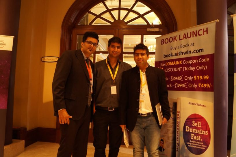 Domain X 2015 Aishwin Vikhona
