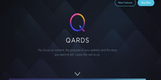 Qards review featured image