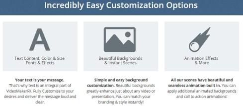 videomakerfx review customization