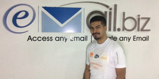 Anshul Goyal owner of biz domains
