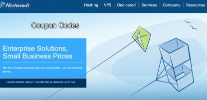 Hostwinds coupon codes discount codes