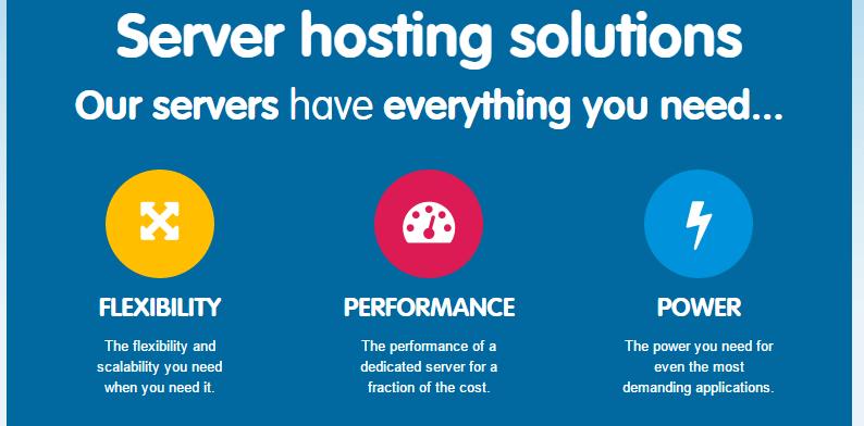 123 reg UK server hosting