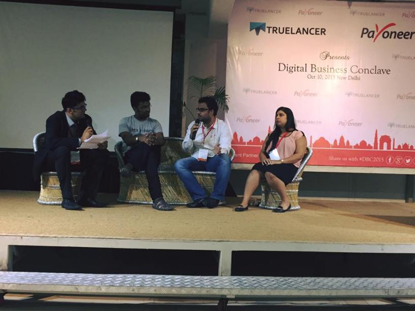 Panel discussion Jitendra vaswani Parul Ankit Aayush