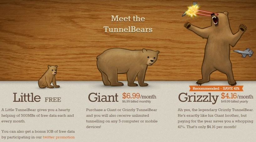TunnelBear Review: Is it Safe and Should You Buy?