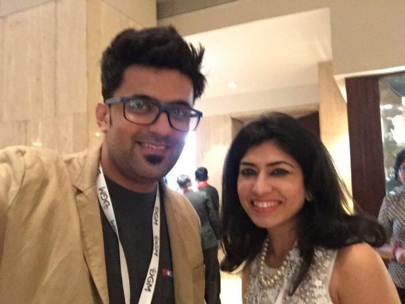With Swati Bhargava CEO of Cashkaro
