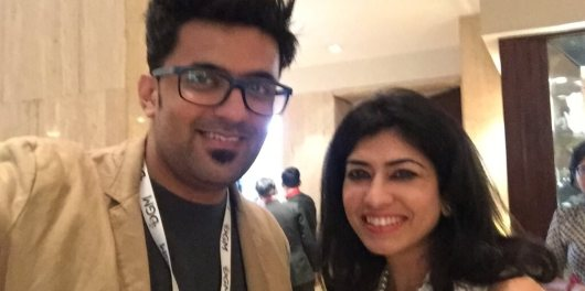 With Swati Bhargava CEO of Cashkaro