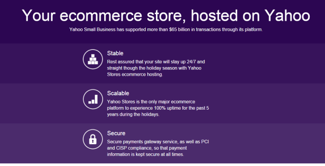 Yahoo Ecommerce Start an Ecommerce Store