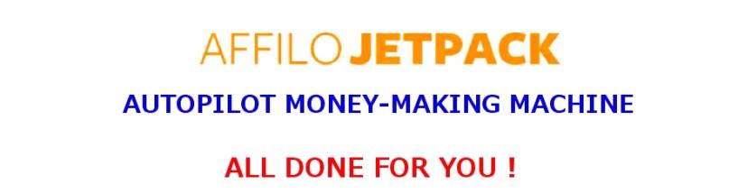 Affilo Jetpack Affilorama