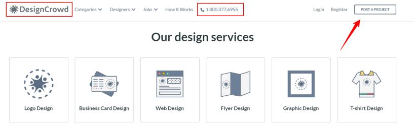 Freelance Logo Design Web Design Graphic Design DesignCrowd